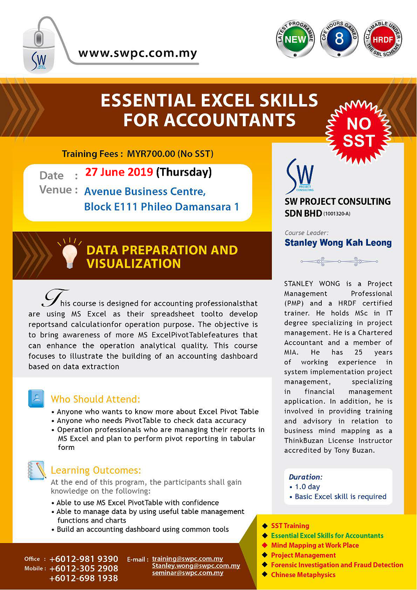 Essential Excel Skills for Accountants